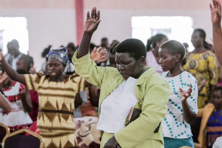 Resurrection Temple, Nairobi Kenya